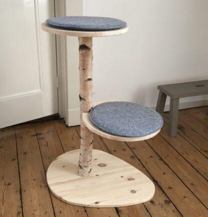 Krabpaal van hout model Britse Korthaar